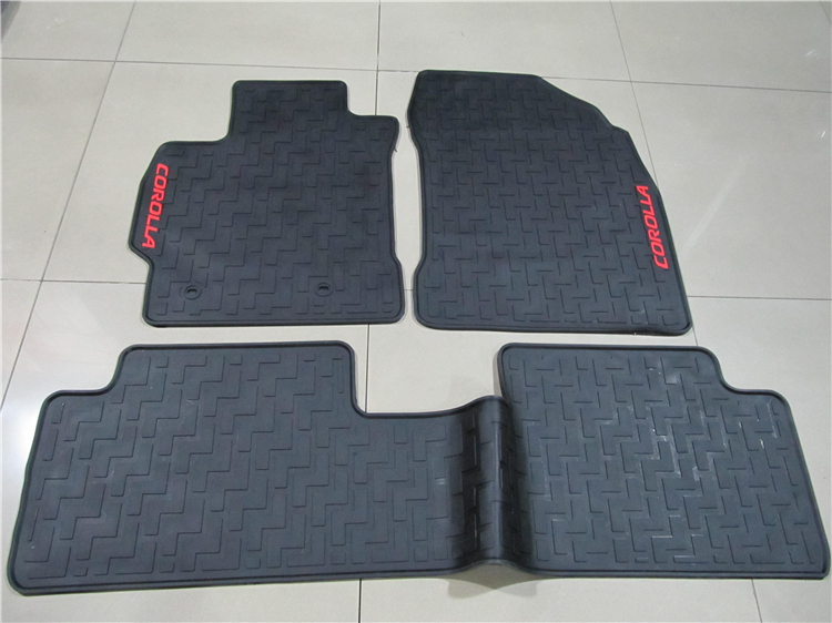 popular toyota rubber mats buy cheap toyota rubber mats lots from china toyota rubber mats. Black Bedroom Furniture Sets. Home Design Ideas