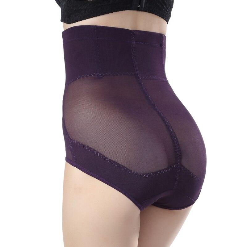 Hot Slimmming Panty Plus Size Women Slimming Panties High Waist Abdomen Control Underwear Women Shapewear Clothing Accessories in Control Panties from Underwear Sleepwears