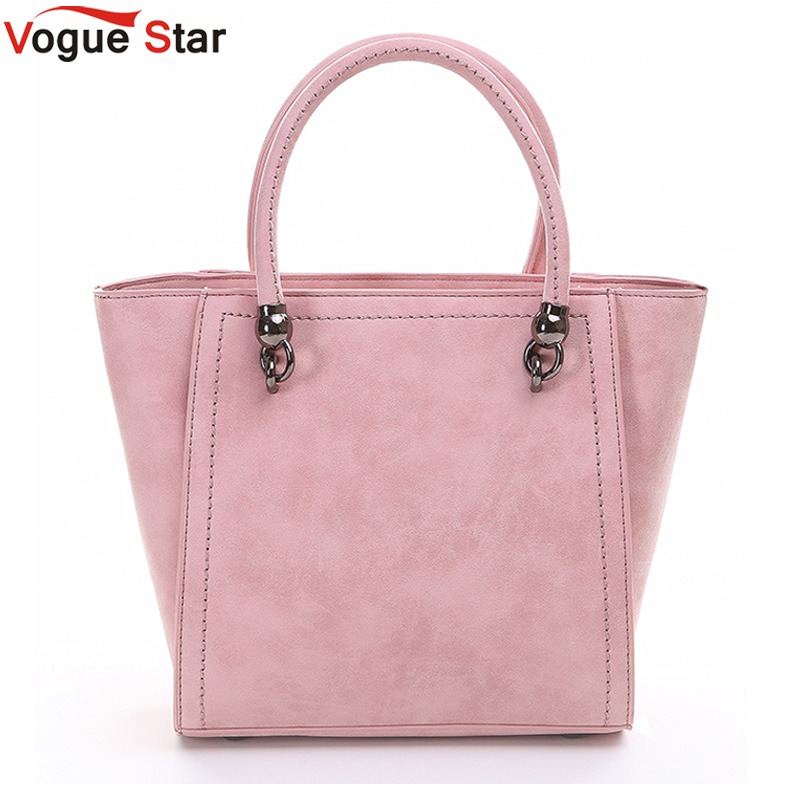 Vogue Star New Arrival Nubuck Women Handbag Fashion Women Shoulder Bag High Quality Women Messenger Bag Size Medium LA14 new arrive women leather bag fashion zipper handbag high quality medium solid shoulder bag summer women messenger bag