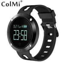 ColMi Bluetooth Smartwatch Herzfrequenz Armband Mit Blutdruckmessgerät Fitness Tracker Sport Band Smart Uhr