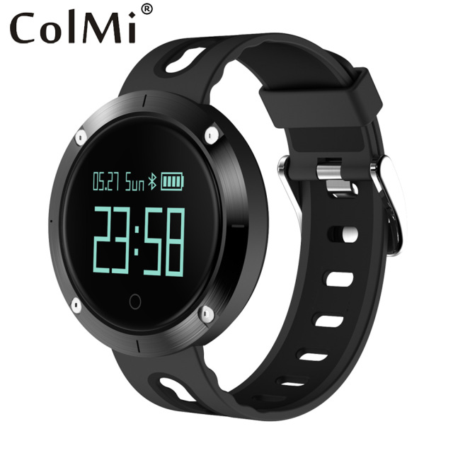 watches pressure waterproof ios screen product phones green with smart pedometer monitor watch android display sleep support heart bluetooth compatible and color blood rate