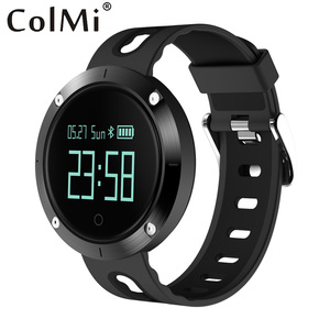 ColMi Bluetooth Smartwatch Heart Rate Wristband With Blood Pressure Monitor Fitness Tracker Sports Band Smart Watch>