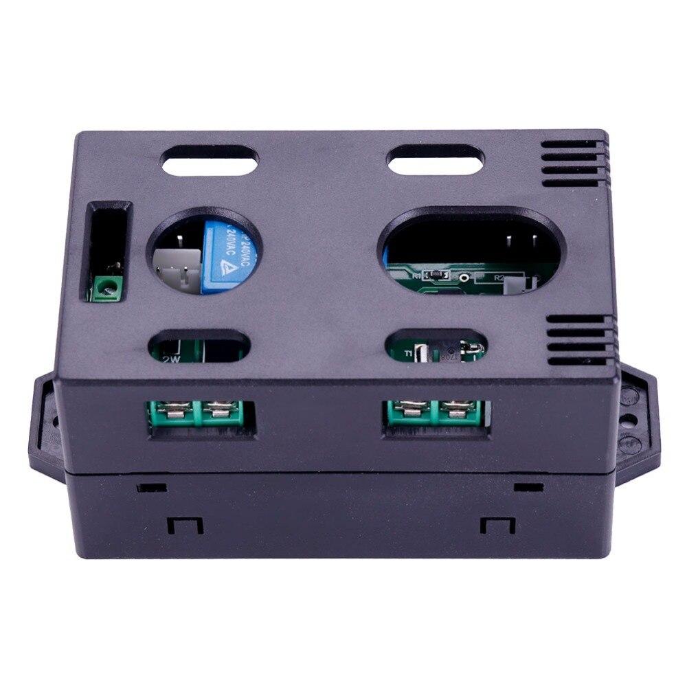 Senza fili Bi-direzionale Tensione di Alimentazione di Corrente Meter Amperometro Voltmetro Capacità di Coulomb del Contatore DC 0.01-100 v 0.01- 100A #274834