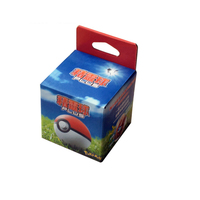 for POKEMON GO Plus for Pokeball BALL Elf ball Controller Game Toy Pickachu and Evee for Nintendo Switch for Smartphone