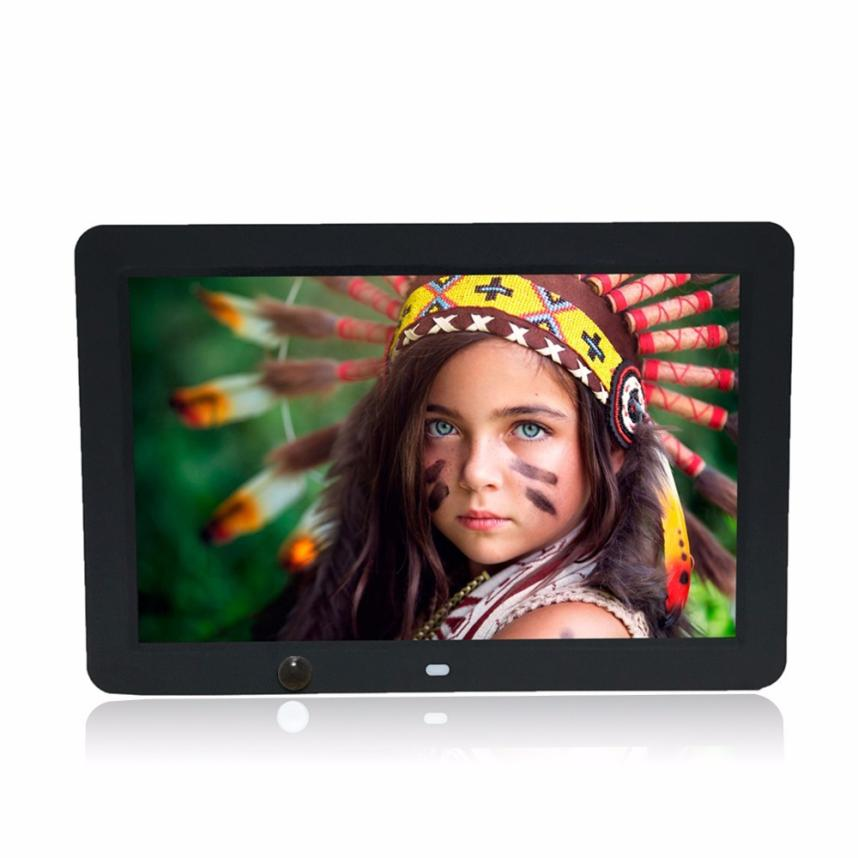 12-inch High-definition Ultra-thin With Motion Sensor Digital Photo Frame MP3 Video Player drop shipping D20 stepper drive 2 phase 1 5a 20 50vdc matching 57mm nema23 86mm nema34 motor dm542 500 leadshine