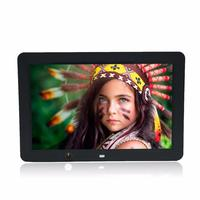 12-inch High-definition Ultra-thin With Motion Sensor Digital Photo Frame MP3 Video Player drop shipping D20