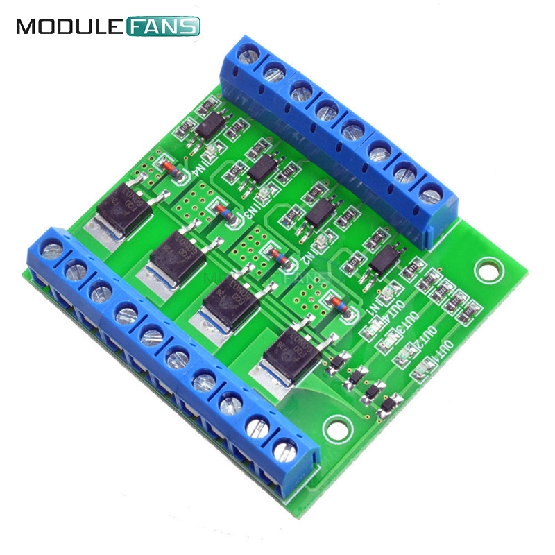 Mos Fet F5305s 4 Channels Pulse Trigger Switch Controller Pwm Input Steady For Motor Led Electronic Components & Supplies