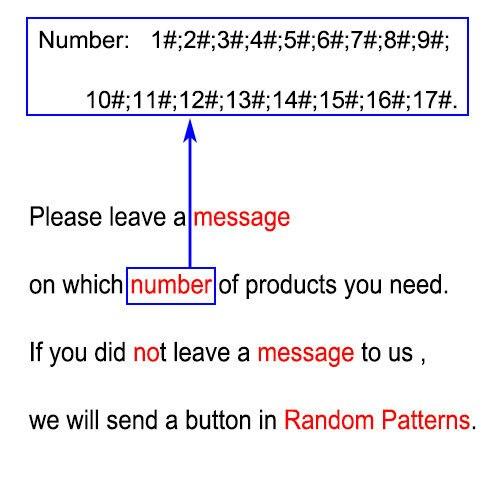 number remarks