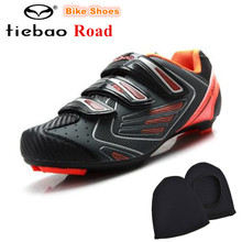 TIEBAO Adult cycling shoes off road men sneakers women sapatilha ciclismo bicycle sneakers professional athletic superstar shoes
