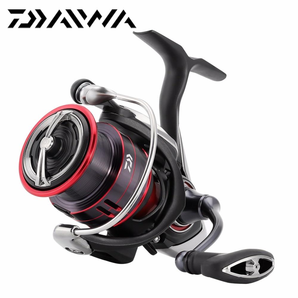 18 Original DAIWA FUEGO LT 1000D 2000D 2500 3000C 4000C 5000DC Spinning Fishing Reel Low Gear