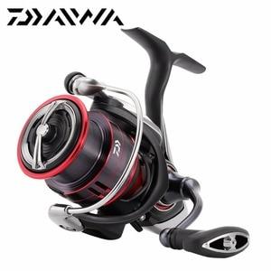 18 Original DAIWA FUEGO LT 1000D 2000D 2500 3000C 4000C 5000DC Spinning Fishing Reel Low Gear Ratio 7BB LC-ABS Metal Spool(China)