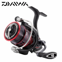 Original DAIWA FUEGO LT 1000D 2000D 2500 3000C 4000DC 5000DC Spinning Fishing Reel Low Gear Ratio 7BB LC-ABS Metal Spool
