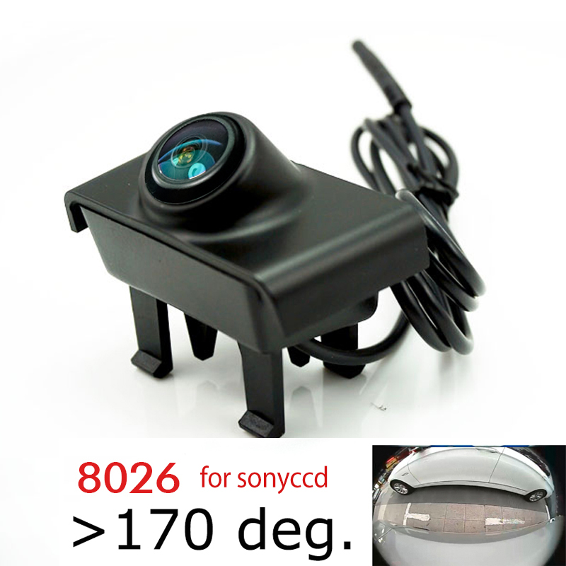Appr.180deg ccd HD night vision car parking camera for 2010 2013 Hyundai IX35 Santa Fe Front view camera positive imageAppr.180deg ccd HD night vision car parking camera for 2010 2013 Hyundai IX35 Santa Fe Front view camera positive image
