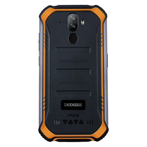 Image 2 - DOOGEE S40 Android 9.0 4G Network Rugged Mobile Phone 5.5inch Cell Phone MT6739 Quad Core 3GB RAM 32GB ROM 8.0MP IP68/IP69K