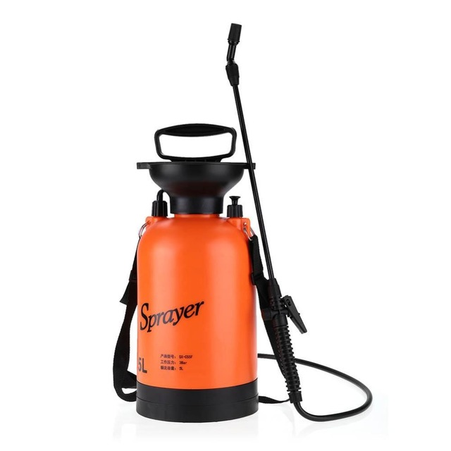 Garden Sprayer With Shoulder Strap