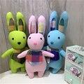 Симпатичные Ткань Кролик кукла Маленький Кролик Плюшевые Игрушки Чучела Животных главная автоаксессуары для свадебных подарков Z07