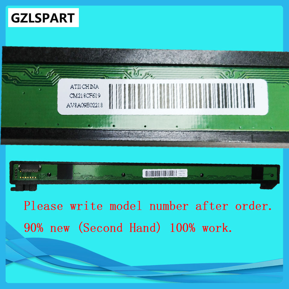 Contact Image Sensor CIS scanner unit Scanner Head for Samsung SCX-4300 SCX 4300 0609-001307 Free shipping!! 100% tested free shipping black cis scanner for samsung scx 4623f scx 3201 printer
