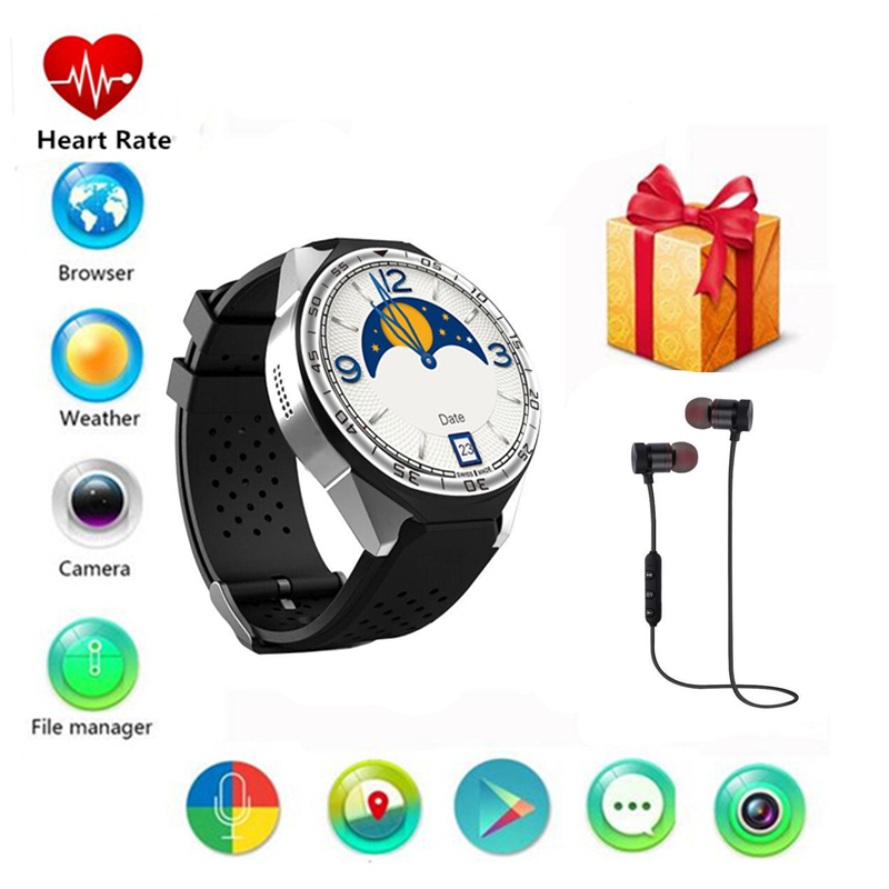 S99C Smart Watch PK kw88 Pro 1 39 Android 5 1 OS 5 0 MP MTK6580