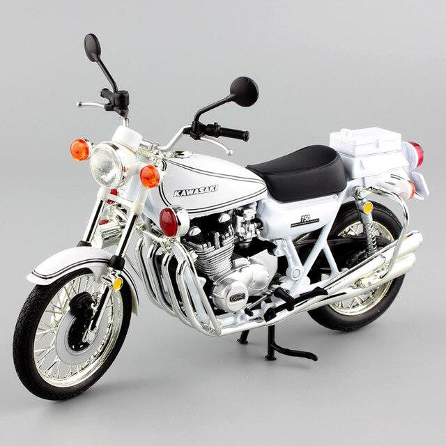 Child's 112 Scale Small Kawasaki 750 Rs P Z750 Road Star