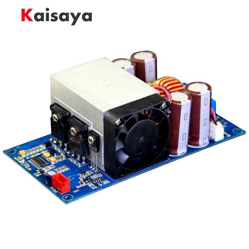 new IRFP4227 + IRS2092S HIFI Fever 1000W Mono Stage Subwoofer Digital Amplifier Board G1-002 finished irfp4227 irs2092s high power 1000w mono class d hifi digital power amplifier board