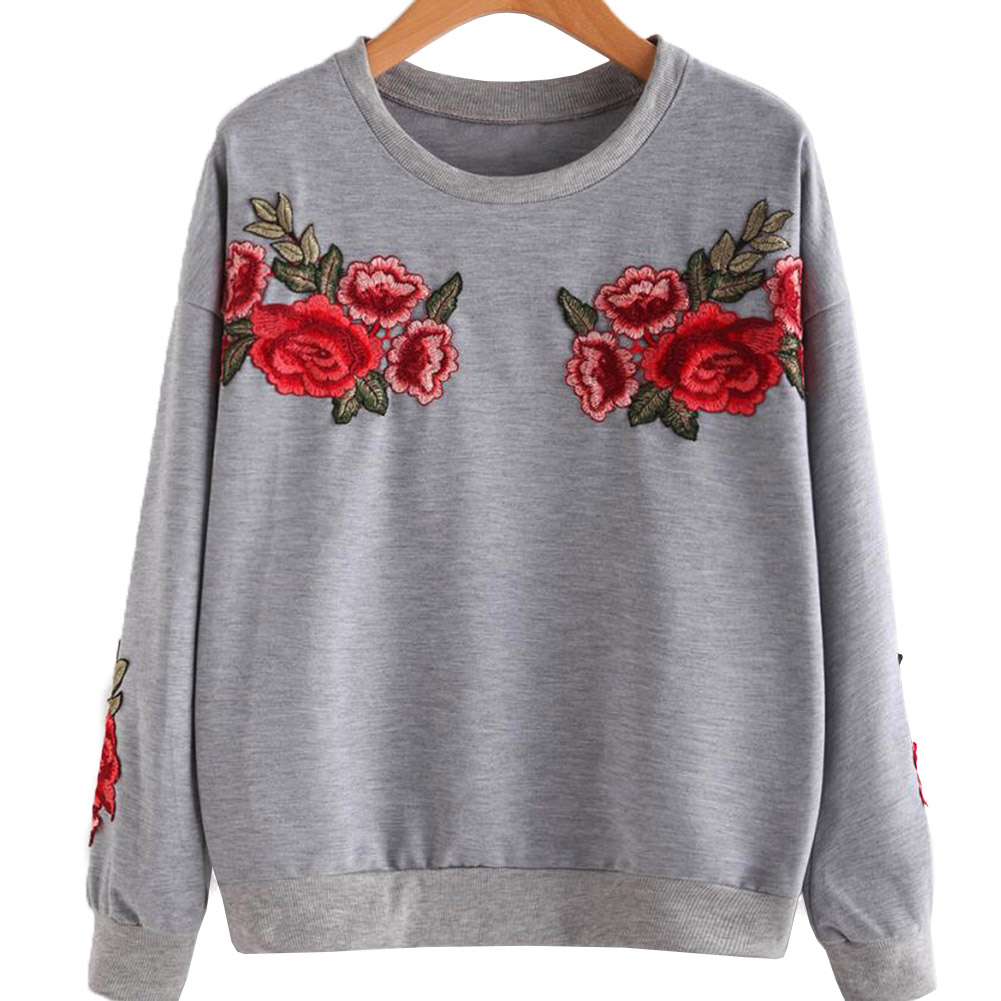 Selling Latest Classical Design sweatshirts Funny long sleeve 2017 Novelty Products Vintage Beauty Women