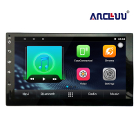 7 inch 2 din android 7.1 car dvd player GPS Navigation android car radio stereo headunit with bluetooth mirror link IPS screen