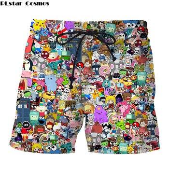 Summer 2020 Men/Women Casual Cool shorts - Size S 5XL 1