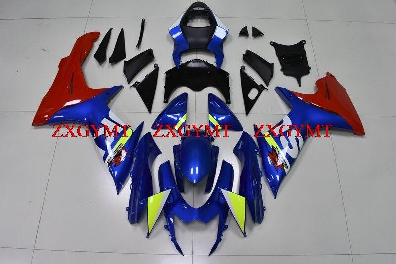 Fairing for GSXR 750 2011 - 2017 K11 Fairings GSXR 750 11 12 Blue Red Full Body Kits GSXR 750 2013Fairing for GSXR 750 2011 - 2017 K11 Fairings GSXR 750 11 12 Blue Red Full Body Kits GSXR 750 2013