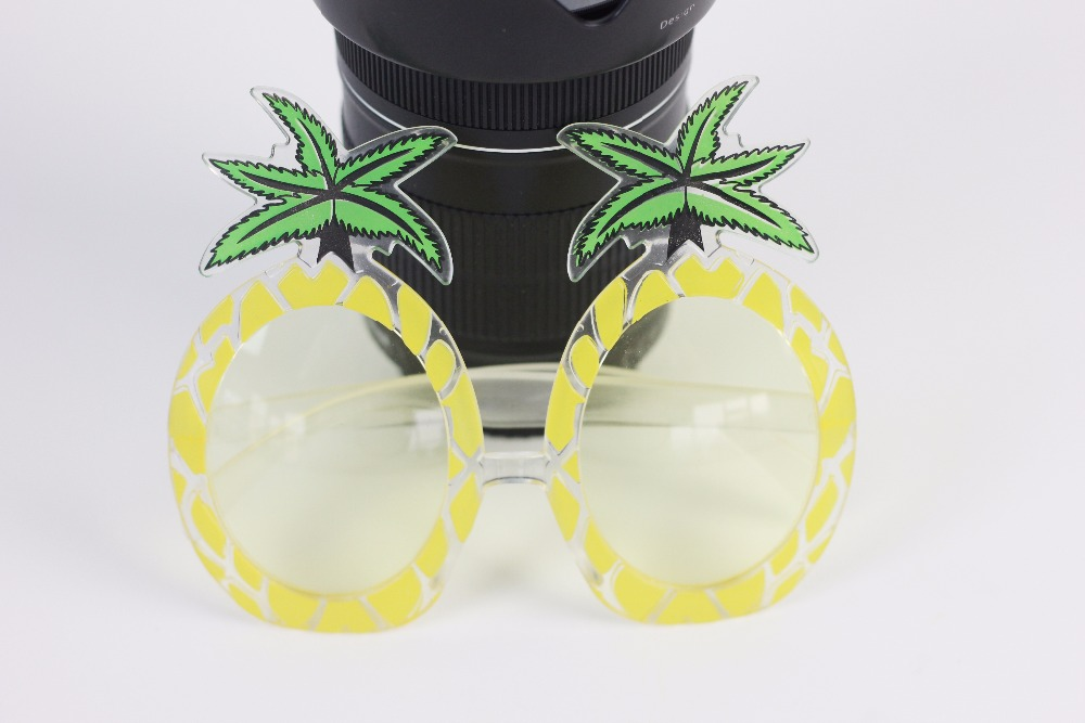Sunglasses Decorations  pineapple glasses photo props summer party decorations fruit