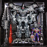 WEIJIANG Transformation SS07 Grimlock 58CM Enlarged edition Diecast Oversized Grimlock Figure toy boy toys