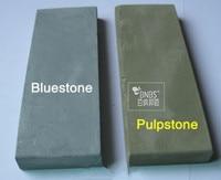 2pcs Lot Ultra Small Natural Bluestone Pulstone Sharpeners Stone Terrazzo Fine Grinding 1500 2000 Free Shipping