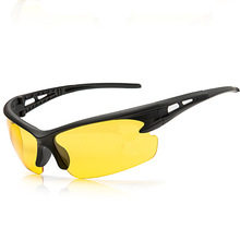 Sports Sunglasses Cycling Glasses Men Women Mountain Bike Bicycle Riding Protection Goggles Night Vision Eyewear Tactical Glass