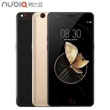 Original Global Version Nubia M2 Play Cell Phone 5.5inch Screen RAM 3GB ROM 32GB Qualcomm MSM8940 13MP Camera 3000mAh Smartphone