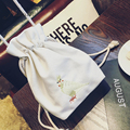 Women Bags Handbag Tote Crossbody Shoulder Sling Canvas Vintage Black Messenger Embroidered Mini School Bucket Female Casual