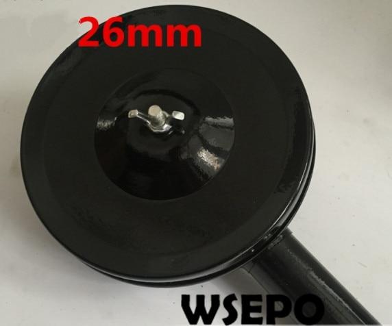 Pièces d'outils pneumatiques de qualité! Filtre à Air et filtre Assy avec filetage mâle de 26mm pour compresseur d'air universel