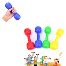 Открытый Kndergarten фитнес упражняющая игрушка Детские гантели Лидер продаж