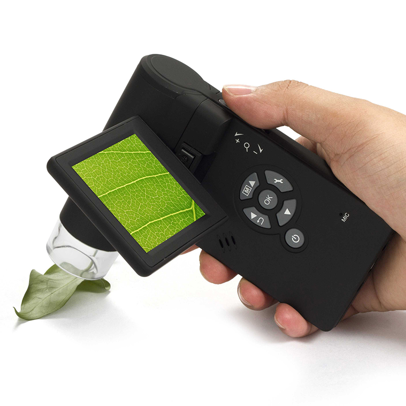 3.0 300X Magnification Endoscope Handheld Digital Microscope Camera with Stand3.0 300X Magnification Endoscope Handheld Digital Microscope Camera with Stand
