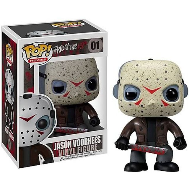 funko pop official horror movies friday the 13th jason voorhees