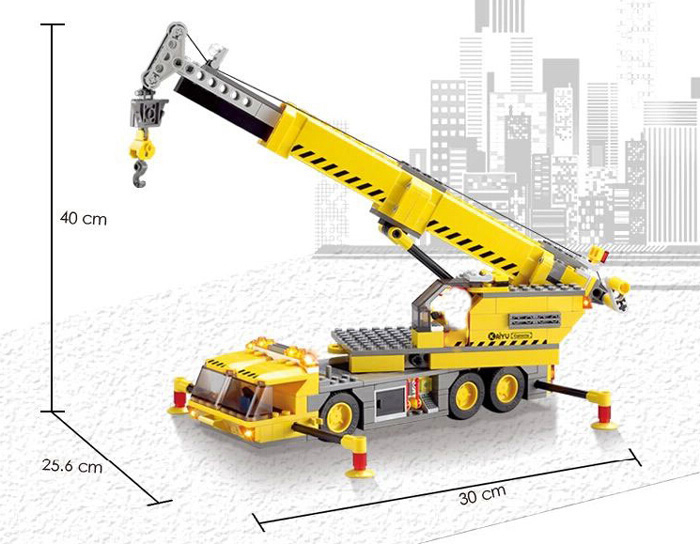 380Pcs City Crane Lift Model Building Blocks baby toys for children compatible famous brand bricks brinquedos drop shipping new summer swim dress swimsuit big cup sexy women swimwear plus size tankinis set beach dress female large size swimsuit floral