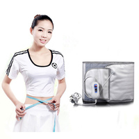 Hot Far infrared Waist Trimmer Exercise Belly Belt Slimming Burn Fat Sauna Weight Loss fat shaping burning abdomen reduce belly