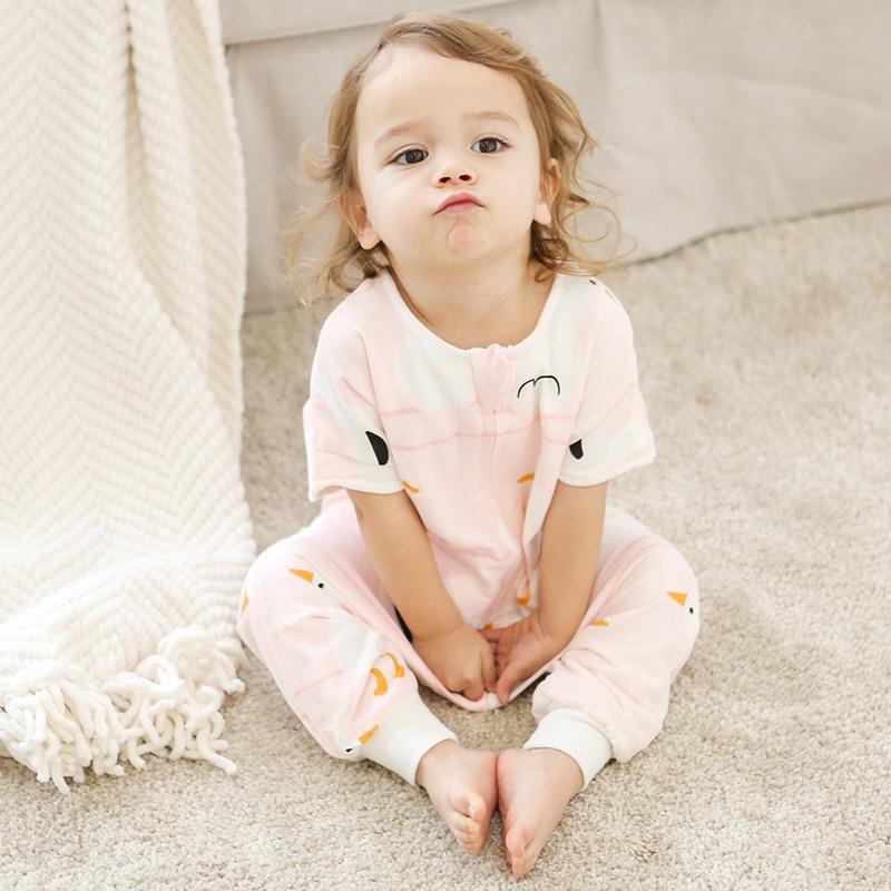 Sac de dormit pentru copii Pure muslin bumbac Sleep Bag pentru copii - Așternut