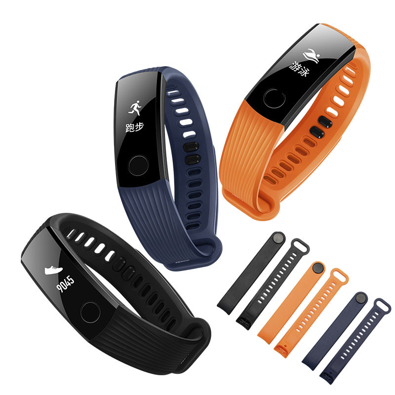Watchbands For Huawei Honor 3 Smart Watch 16mm Replacement Sports Bracelet Strap Band For Smart Watches Accessories