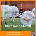 Бесплатная доставка, Высокое качество 100% 0.8 мм тпу надувной мяч