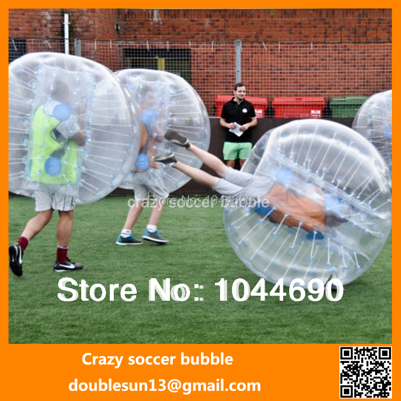 Free shipping ,Top quality 100% 0.8mm TPU inflatable ball free shipping quality assure 100