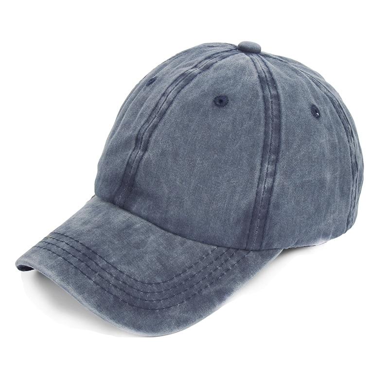 TACVASEN Men's Denim Sniper Caps Male Fashion Cap Summer Baseball Cap Men Casual Hats Spring Snapback Cap TD-QDGP-001