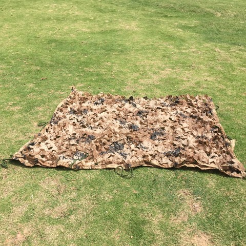 15x4m caca camuflagem net 100 oxford poliester