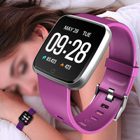 Smart Watch Women Men Bracelet Smart Band Fitness Sports Watches for Running Heart Rate Monitor Smartwatch For IOS Android