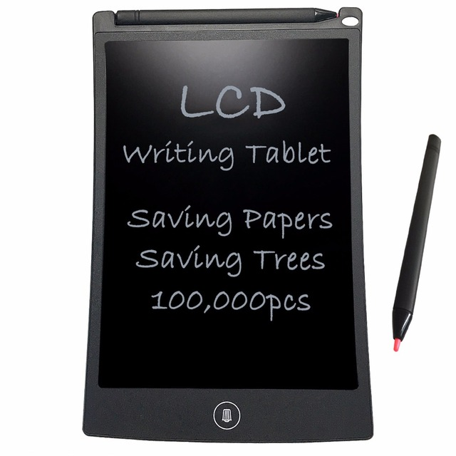 newyes 8 5 inch ultra thin lcd writing tablets portable e writer paperless kids gifts