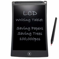 NEWYES Ultra Thin LCD Writing Tablets Portable E Writer Paperless Kids Gifts For Drawing Board Free