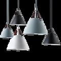Restaurante colgante iluminación lámpara suspendida de cocina comedor luz LED luz nórdica moderna luz colgante para dormitorio sala de estar
